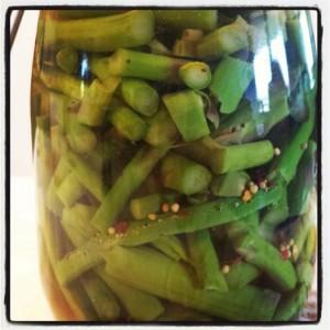 pickledasparagus